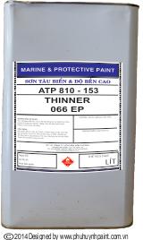 Chất pha loãng sơn công nghiệp 05 Lit - THINNER
